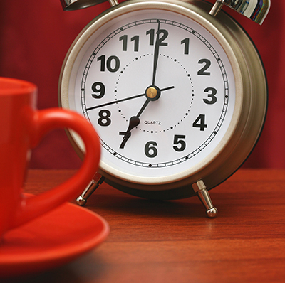 Time set aside for personal branding