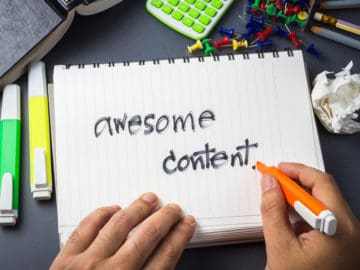 awesome content creation tips