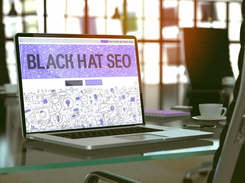 Buying Links and Other Blackhat SEO Tactics That Will Get You in Trouble