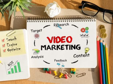 use closed captions for video seo