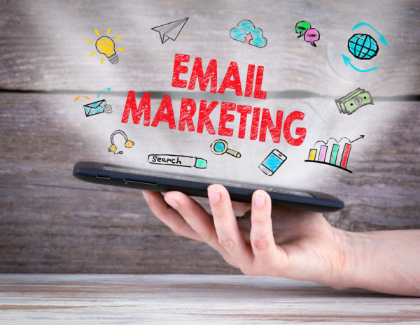 Email marketing is an effective online marketing tool.