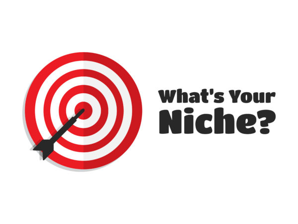 Identify your industry and niche