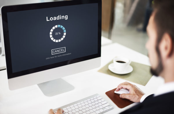 Update your website so it loads quickly