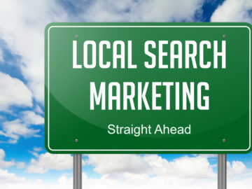 How local search marketing works.